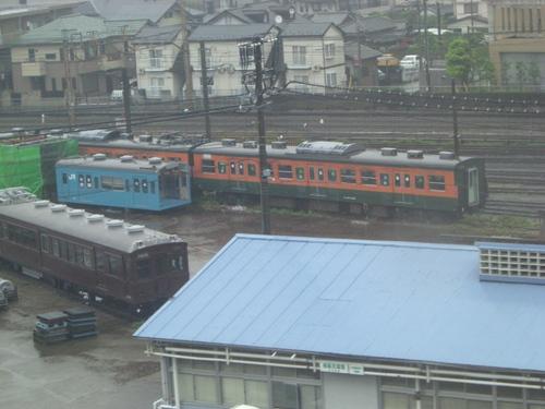 鉄道博物館建設前?